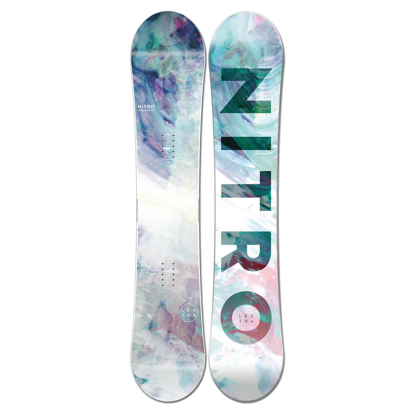 SNOWBOARD N 21 W LECTRA 149