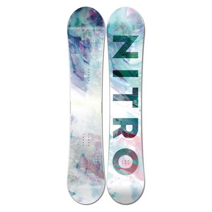 SNOWBOARD N 21 W LECTRA 146