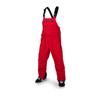 VOLCOM RAIN GORE BIB OVERALL RED XL