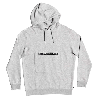 PULOVER DC COVERT HO HEATHER GREY M