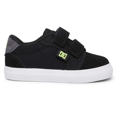 SP COP DC KID ANVIL V BLK/GREY/YELLOW 5K
