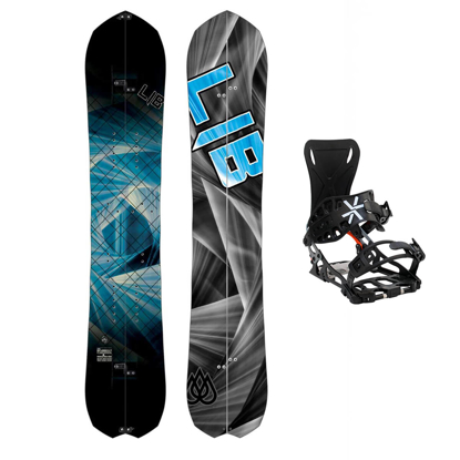 SET SPLITBOARD LIB 19 T-RICE GOLD MEMBR SPLIT FP C2X 163