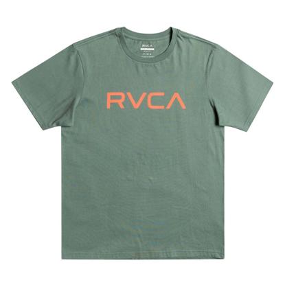 RVCA BIG RVCA T-SHIRT BALSAM GREEN S