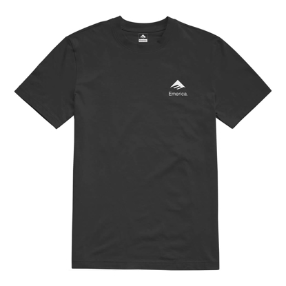 EMERICA ENDURE T-SHIRT BLACK XL