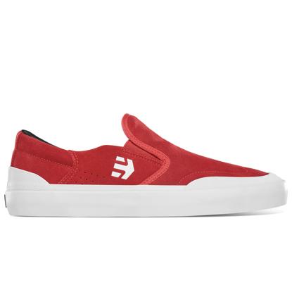 ETNIES MARANA SLIP XLT RED/WHITE 6