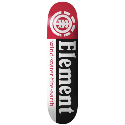 ELEMENT SECTION ASSORTED 8.25
