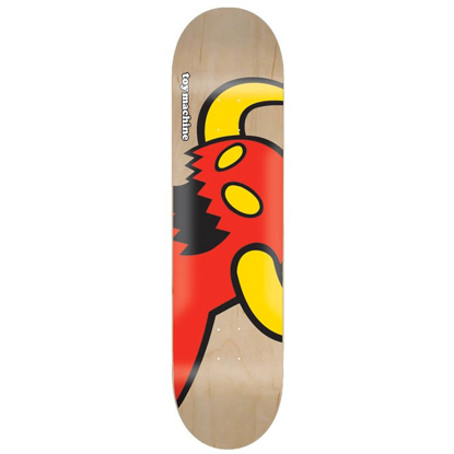 TOY MACHINE VICE MONSTER NATURAL 8.38 NATURAL 8.38