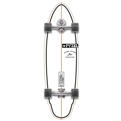 """YOW SHADOW 33.5"""" PYZEL X SURFSKATE ASSORTED 33.5"""""""