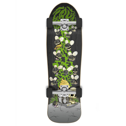 """CRUZADE SKATEBOARDS HOLY SHIT 9.0"""" COMPLETE ASSORTED 9.0""""X31"""""""