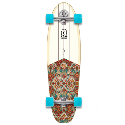 """YOW MALIBÚ 36"""" CLASSIC SERIES SURFSKATE ASSORTED 36"""""""