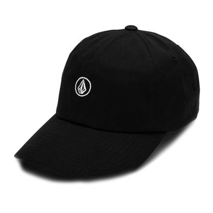 VOLCOM CIRCLE STONE DAD HAT BLACK UNI