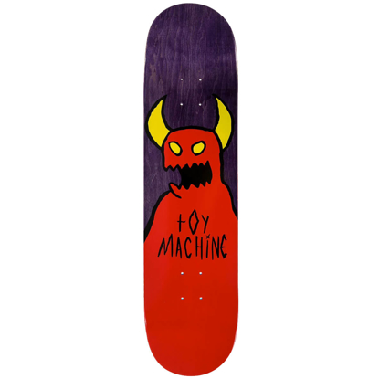 """TOY MACHINE SKETCHY MONSTER 8.38 ASSORTED 8.38"""""""
