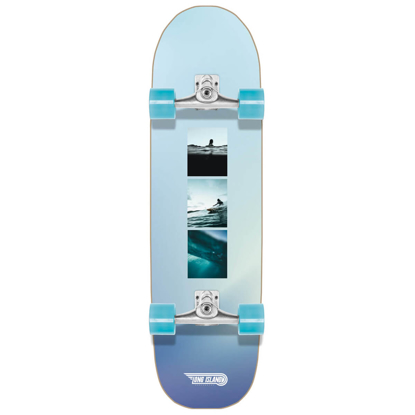 """LONG ISLAND NOSARA 35.5""""X9.7""""X17.3"""" SURFSKATE COMPLETE ASSORTED 35.5"""""""
