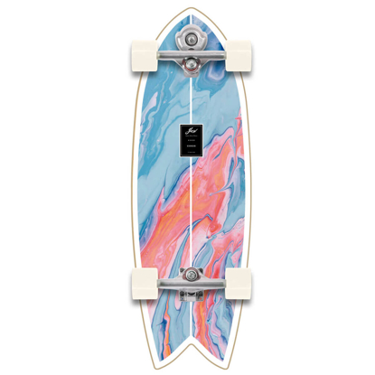 """YOW COXOS 31"""" POWER SURFING SERIES SURFSKATE ASSORTED 31"""""""