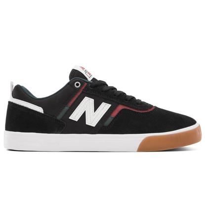 NEW BALANCE NEW BALANCE NUMERIC NM306 BLACK / SILVER 10