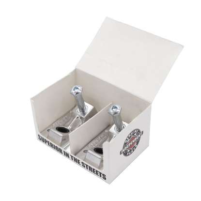 INDEPENDENT INVERTED KINGPIN BASEPLATE SET (PAIR)