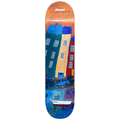 """ALMOST YOUNESS PLACES R7 8.0"""" DECK YOUNESS/LEFT 8.0"""""""