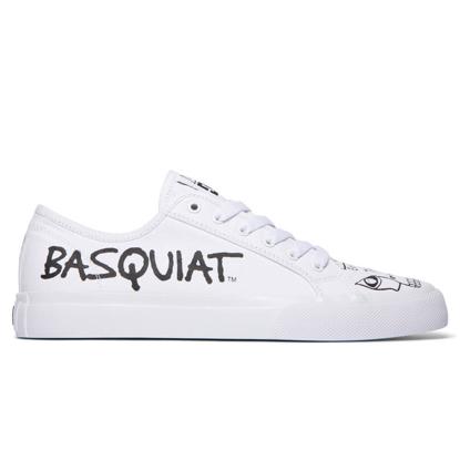 DC BASQUIAT MANUAL WHITE/BLACK/WHITE 11