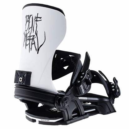 BENT METAL TRANSFER BLACK/WHITE M